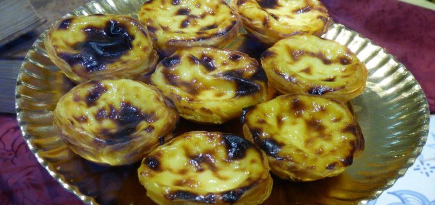 Pastéis de Belém, der Puddingtörtchen-Himmel