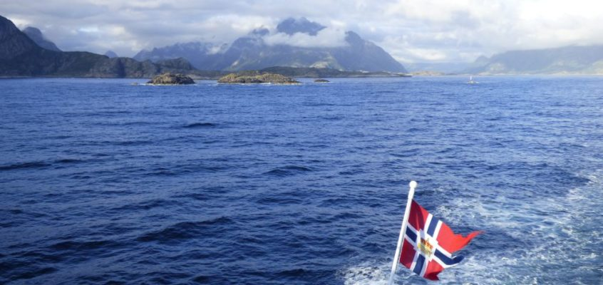 Ein Tag auf der Hurtigrute: Kreuzfahrt für Anfänger