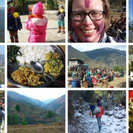 Mein Ankunftstag im Kinderhaus Bhandar, Nepal – #12von12