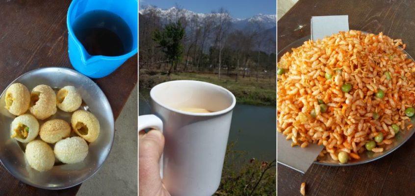 Nepalesische Snacks