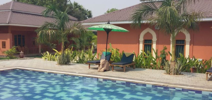 Meine Hotels in Myanmar