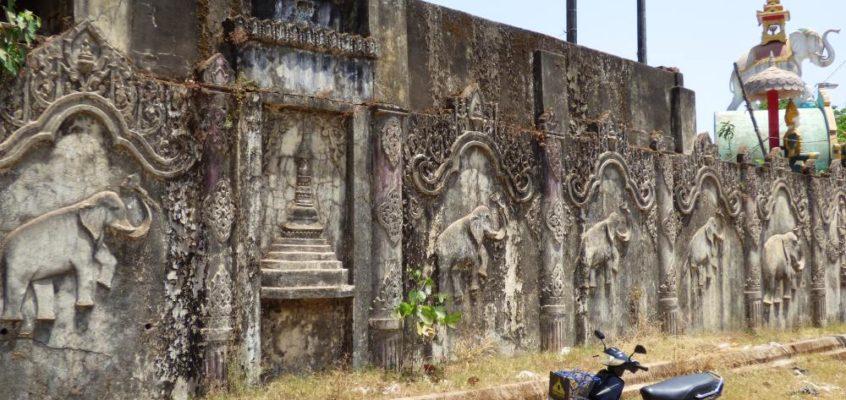 30 abenteuerliche Stunden in Myanmar