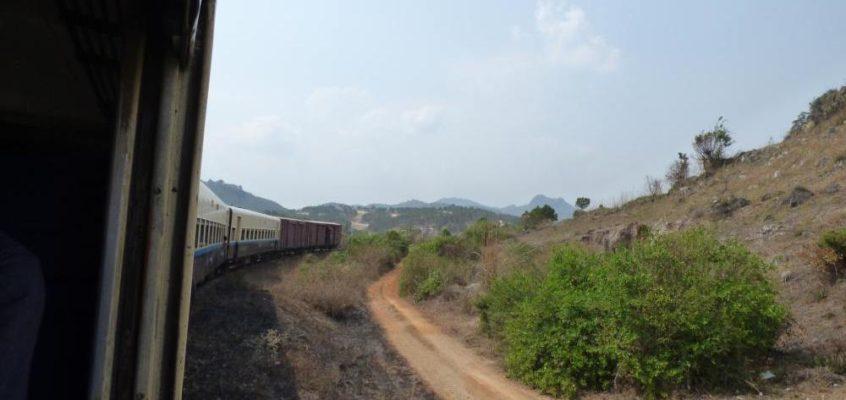 Holzklasse fahren in Myanmar: ein Chat-Protokoll