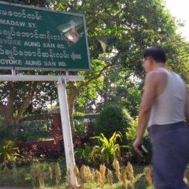 Erste Eindrücke aus Myanmar
