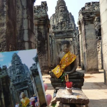 Photo Challenge Kambodscha