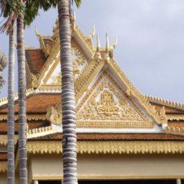 Hallo Battambang! Meine Ankunft in Kambodscha