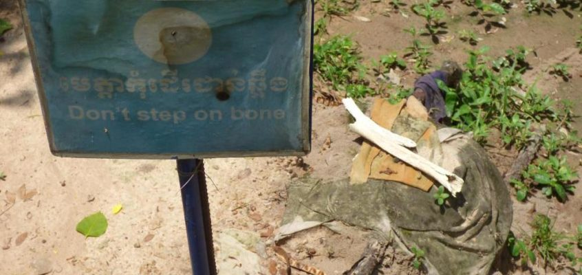 Killing Fields: Der höllische Friedhof der Roten Khmer