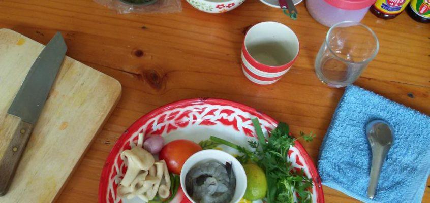 Kochen wie die Thais