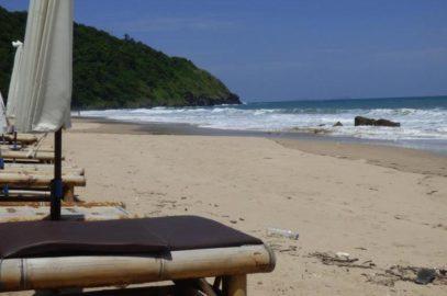 Strandleben auf Koh Lanta