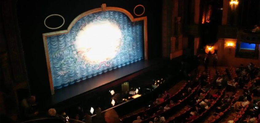 Viel Theater in Sydney
