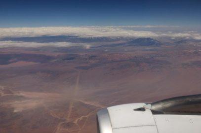 Noch mal kurz in die Atacama? ¡Si, señorita!