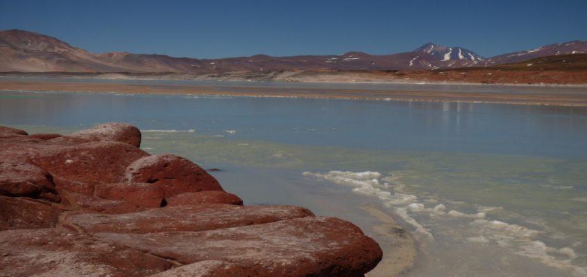 Die Atacama-Wüste: Acht Lagen Glück