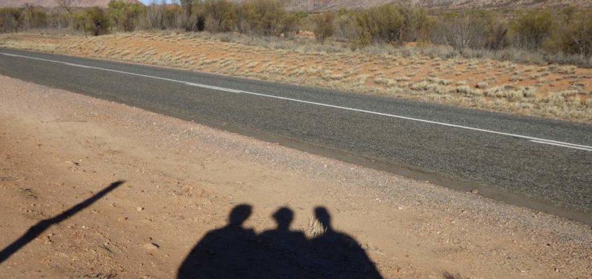 Teilbare Outback-Liebe